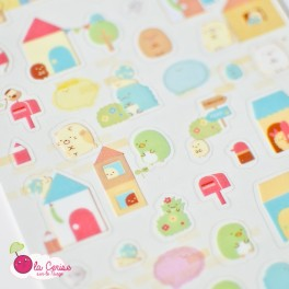 Stickers Sumikko Gurashi - Home sweet home