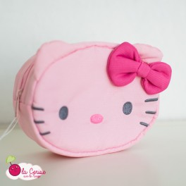 Trousse Hello Kitty (Rose)