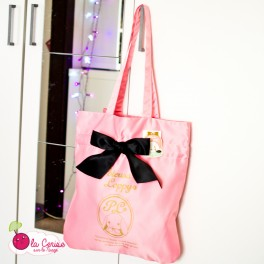 Sac en Satin Poteusa Loppy  - Rose
