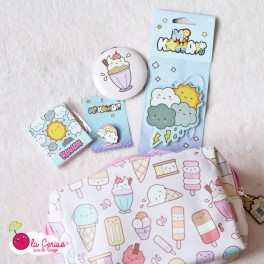 Set SPECIAL - Trousse Kawaii